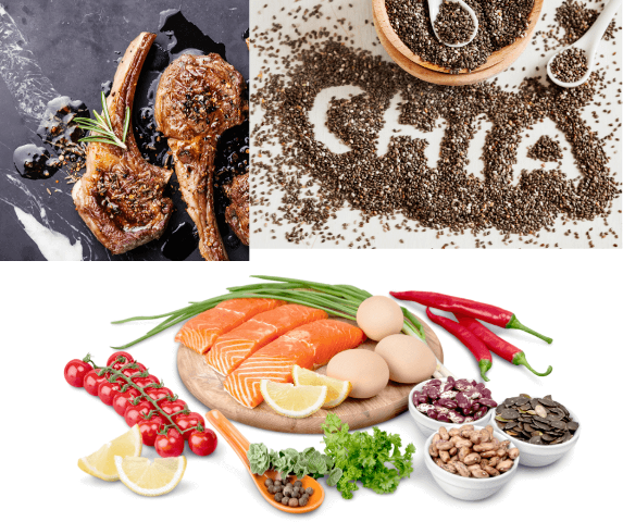 irritability, hot flashes, can be attributed to menopause but also thyroid diseases here's the diet for hypothyroidism should be rich of selenium, omega 3
